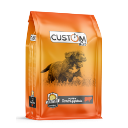 Custom Diet Puppy Ternera y...